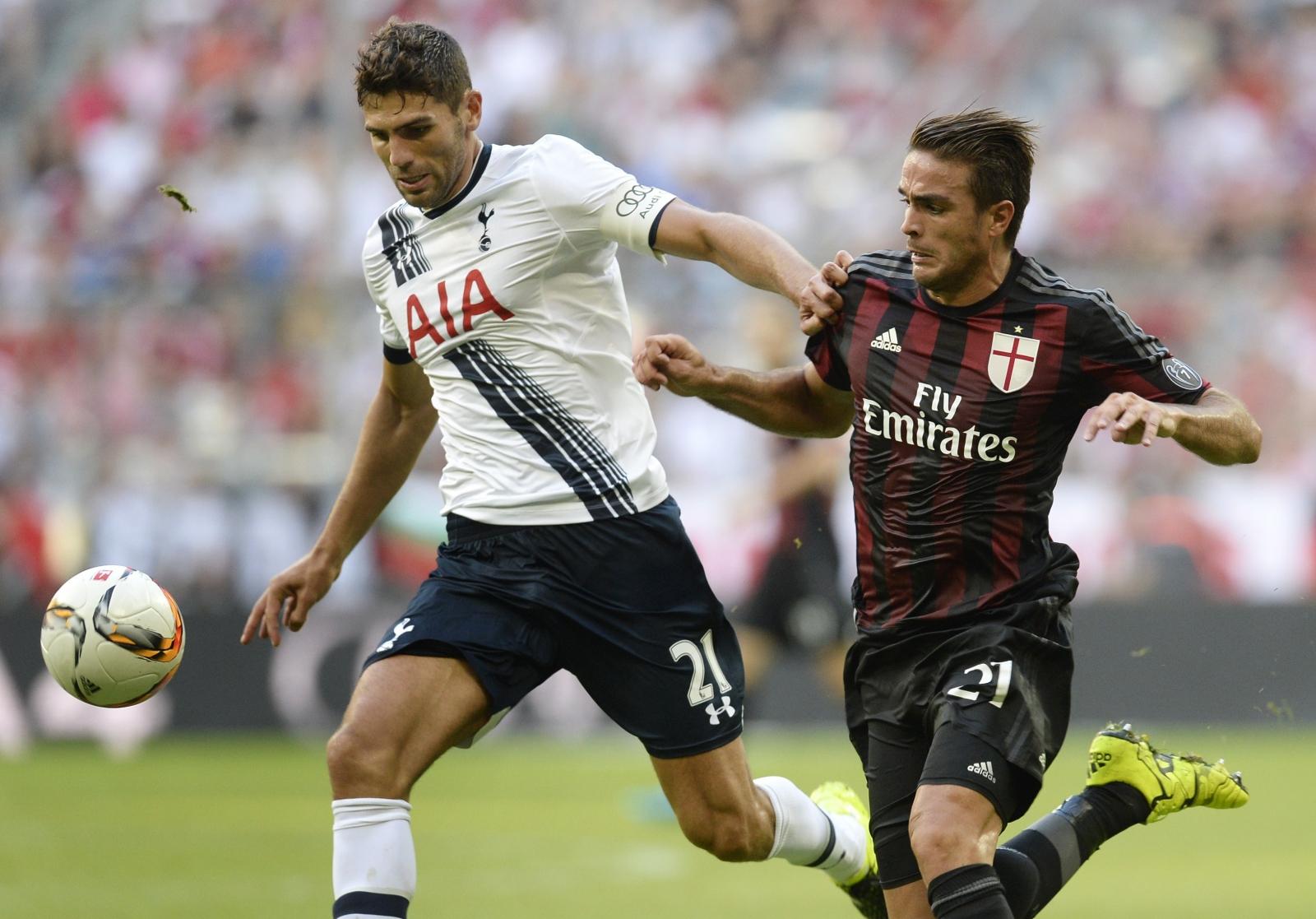 Federico Fazio Tottenham Hotspur FC