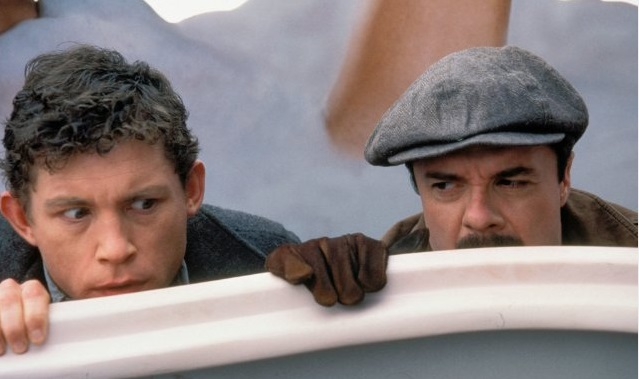 Lee Evans and Nathan Lane in Mousehunt