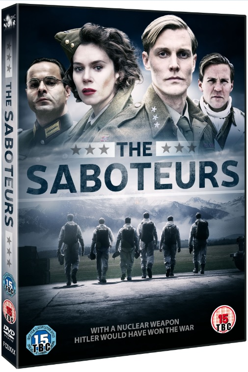 The Saboteurs DVD