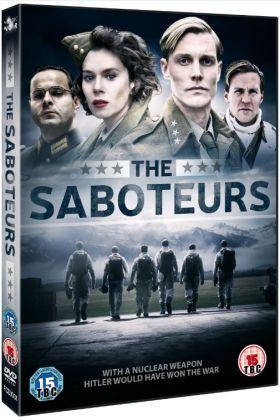 The Saboteurs DVD