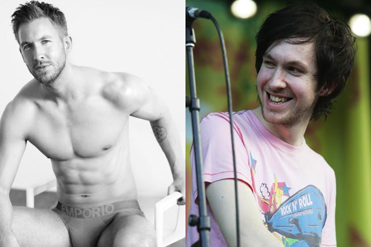 Calvin Harris transformation