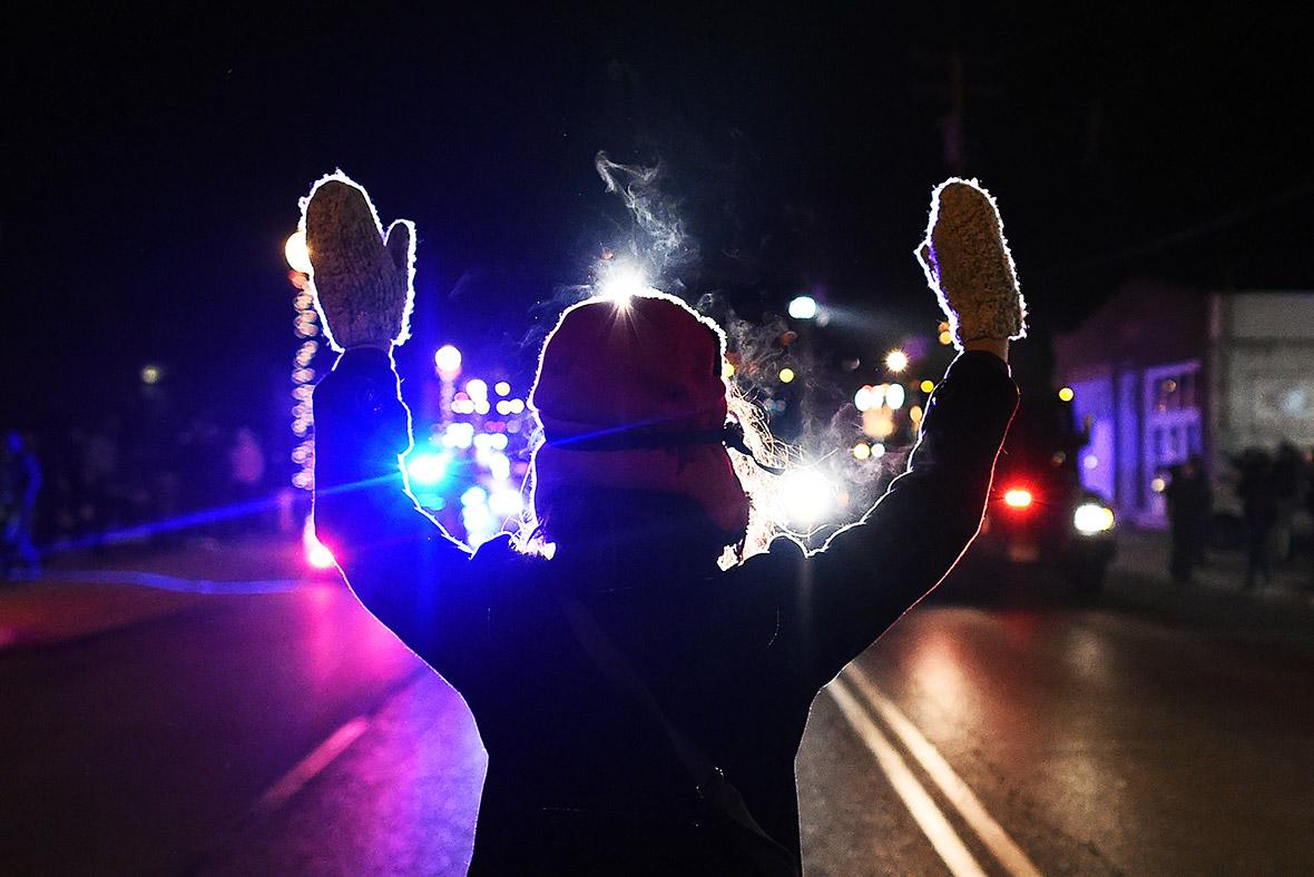 Ferguson on Twitter