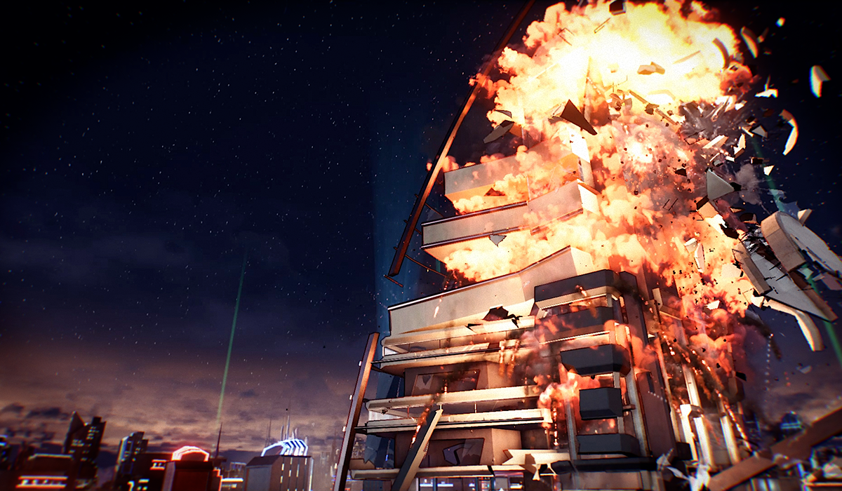 Crackdown 3 Gamescom multiplayer