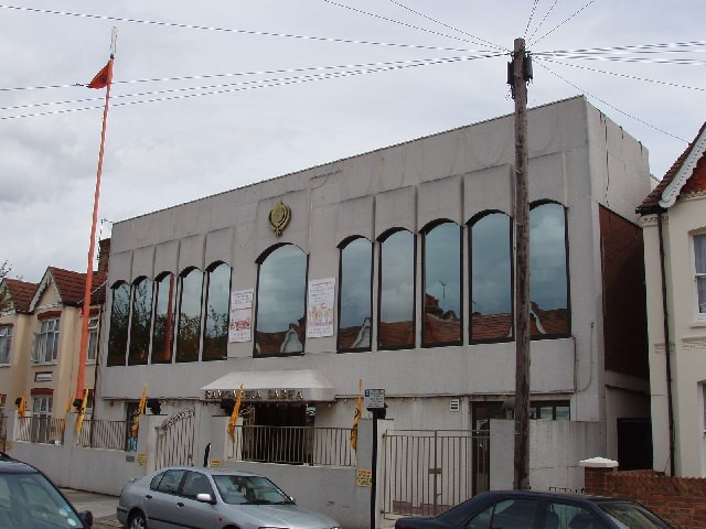 Sikh Temple in Southall, West London