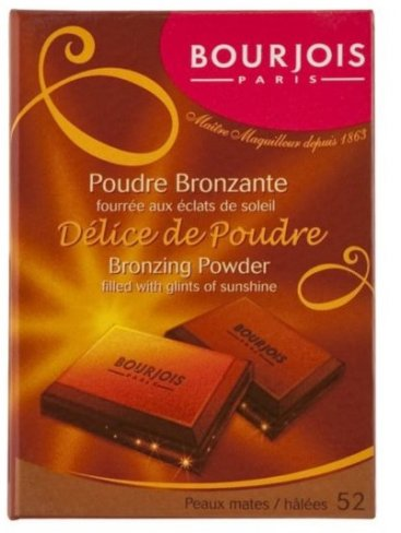 Bourjois Delice de Poudre Bronzing