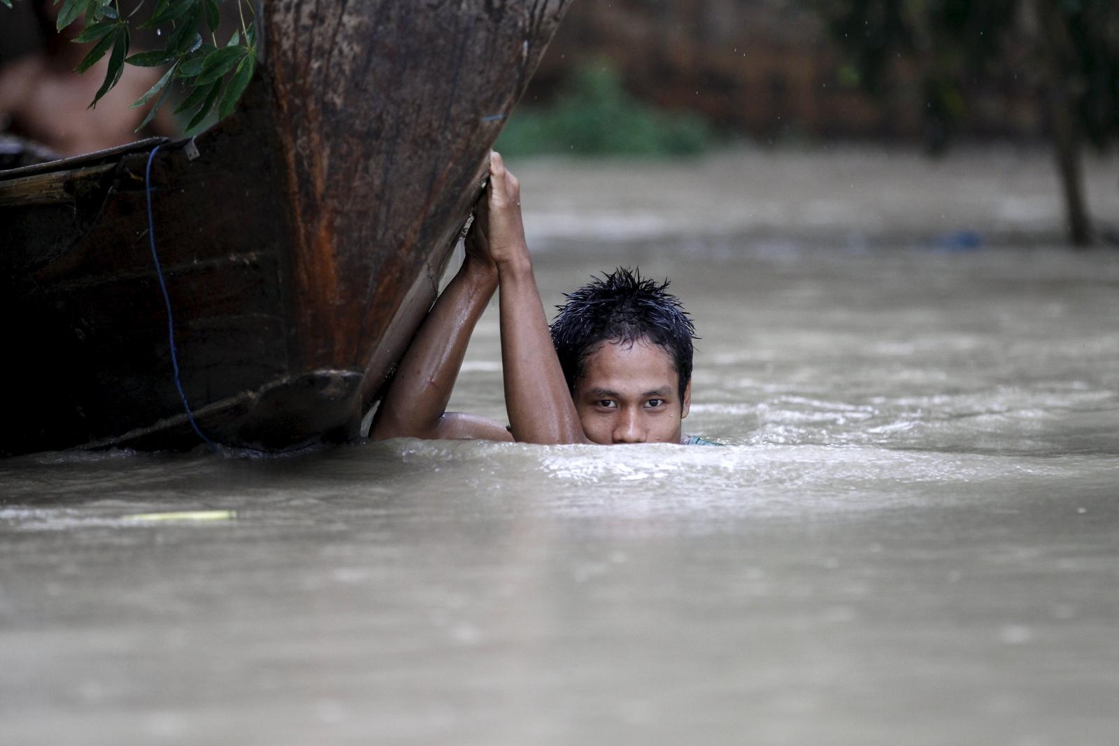 Myanmar floods
