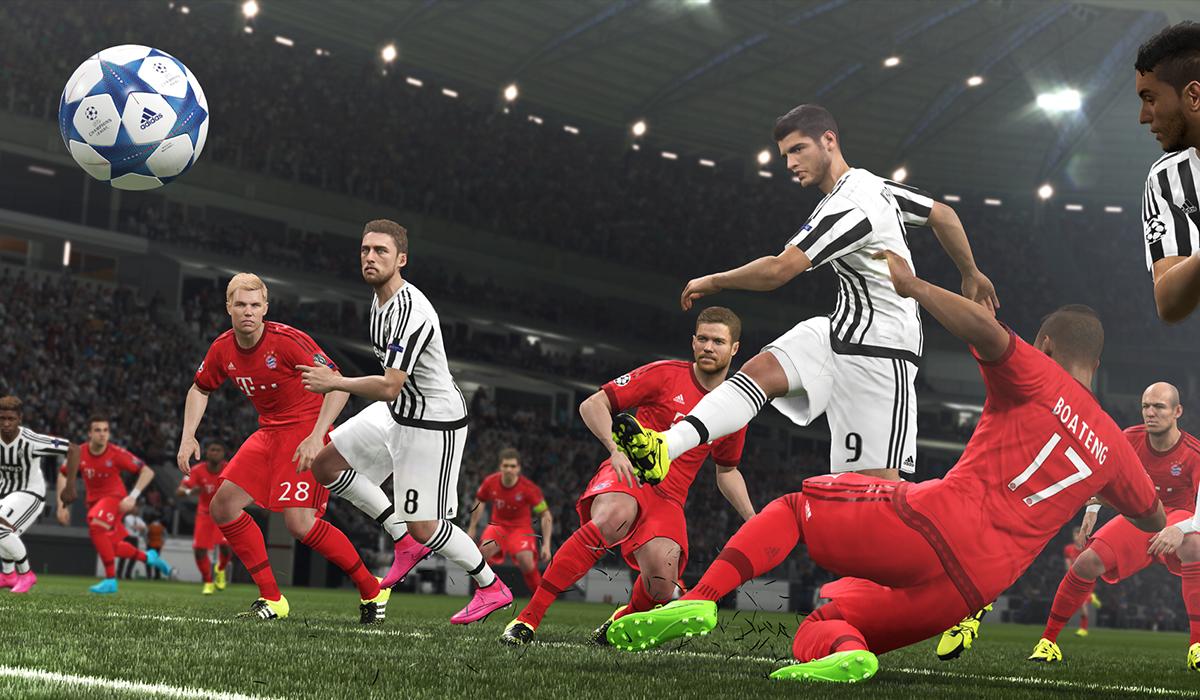 PES Pro Evolution Soccer 2016