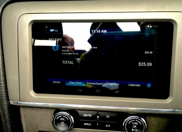 SAP connected cars division creates \'the Uber of parking