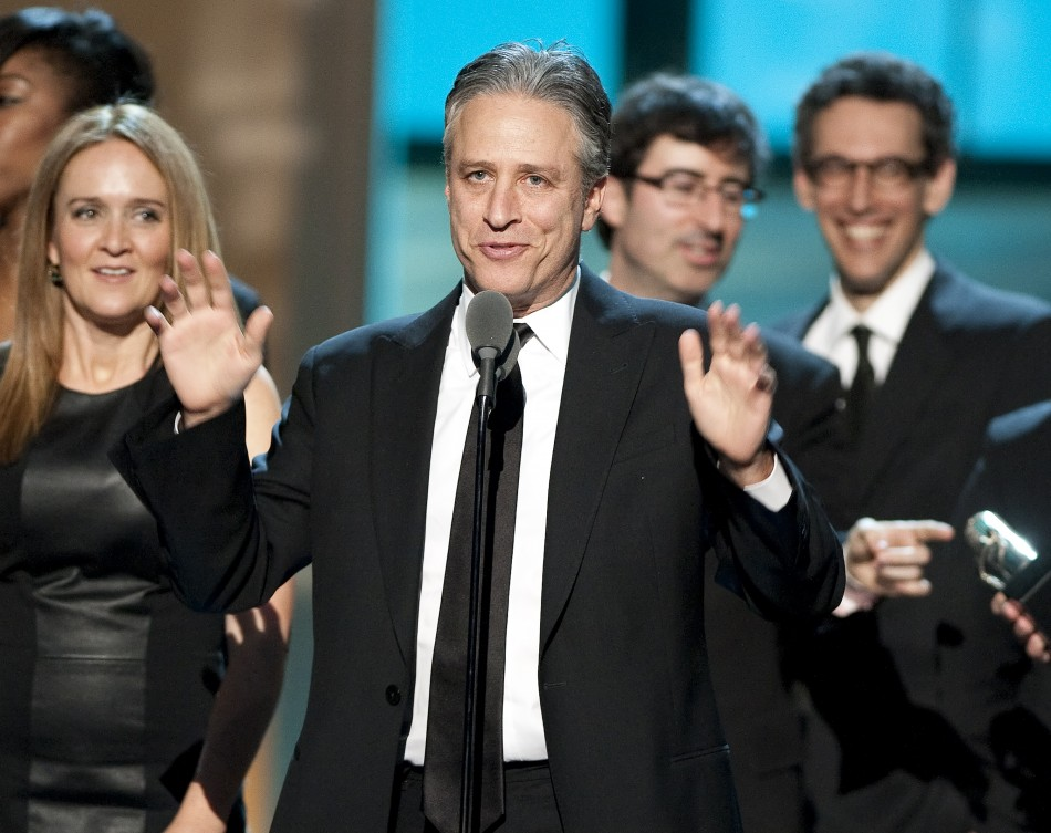 Jon Stewart Has Two Comedy Specials in the Works at HBO