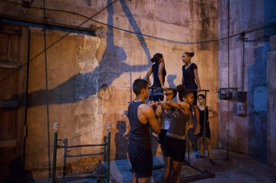 Cuba daily life Alexandre Meneghini