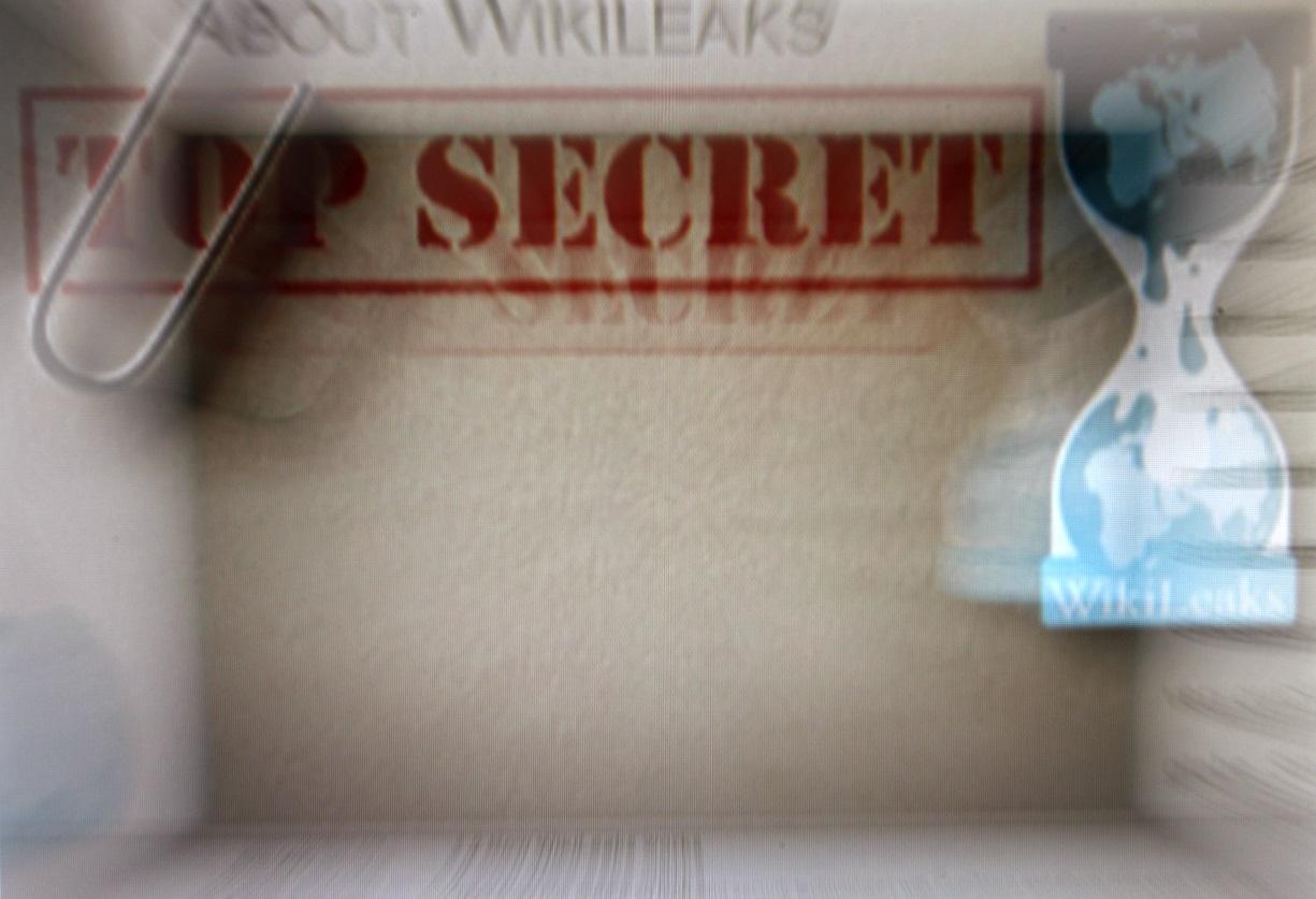 WikiLeaks 4chan whistleblower