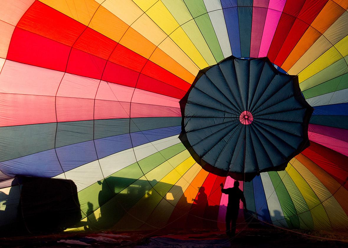 Bristol Balloon Fiesta 2015