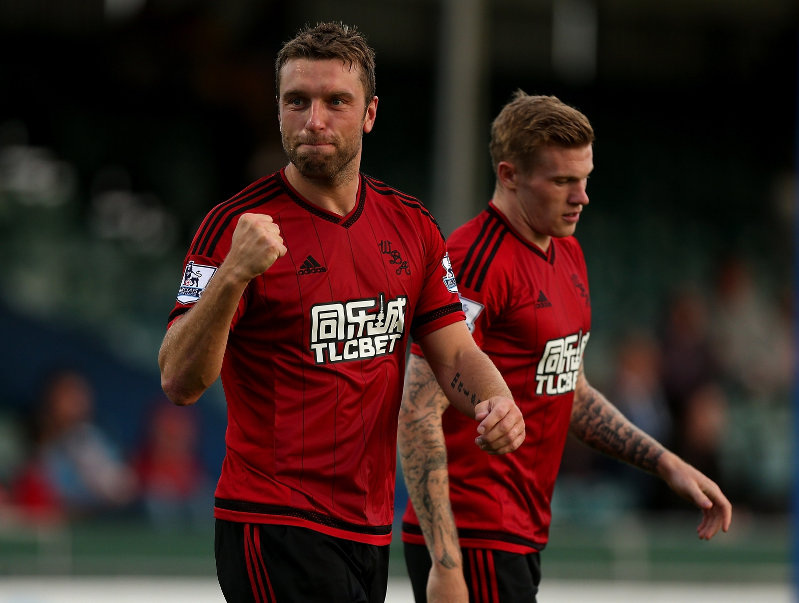 Rickie Lambert Liverpool West Brom West Bromwich