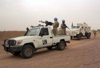 UN Peacekeeping Mali