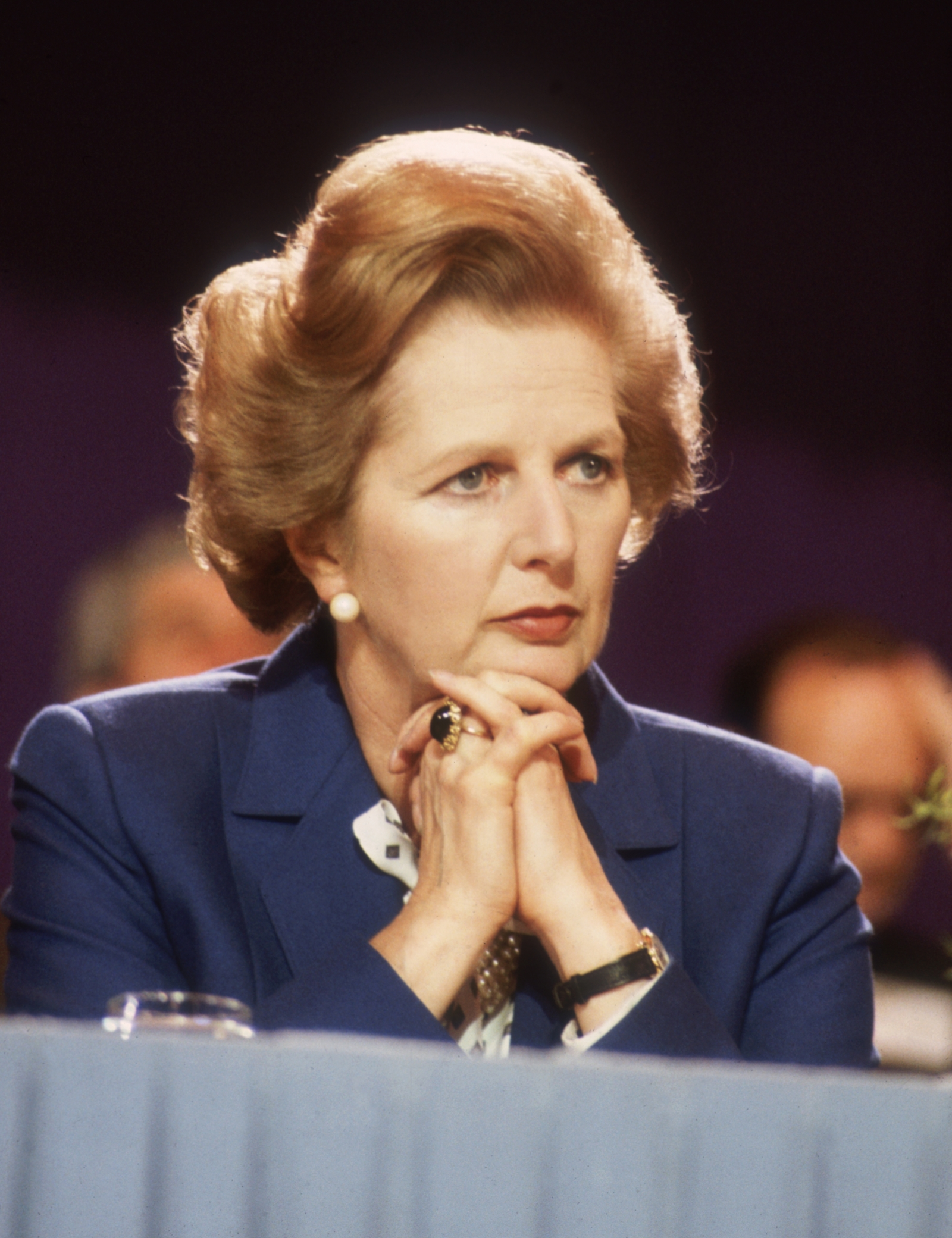 Margaret Thatcher voted 'most influential woman' in past ...
