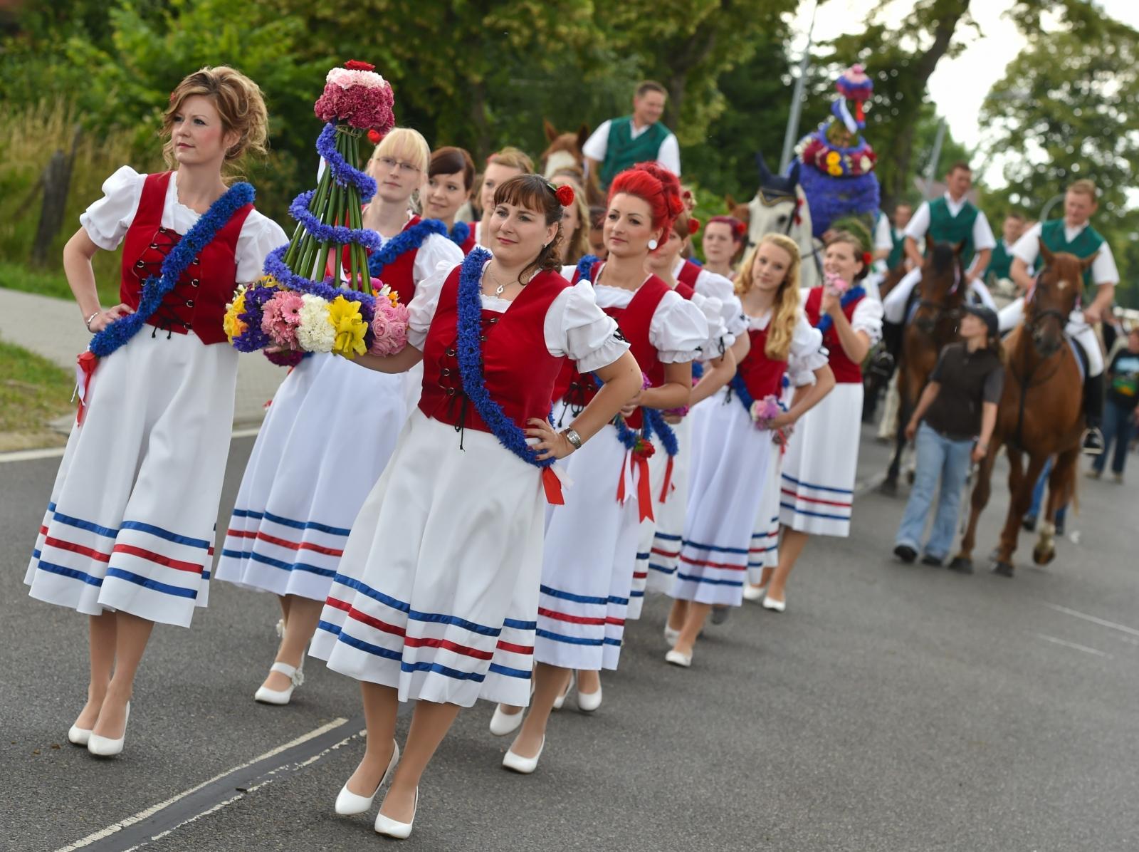 Sorbs Sorbian people Germany