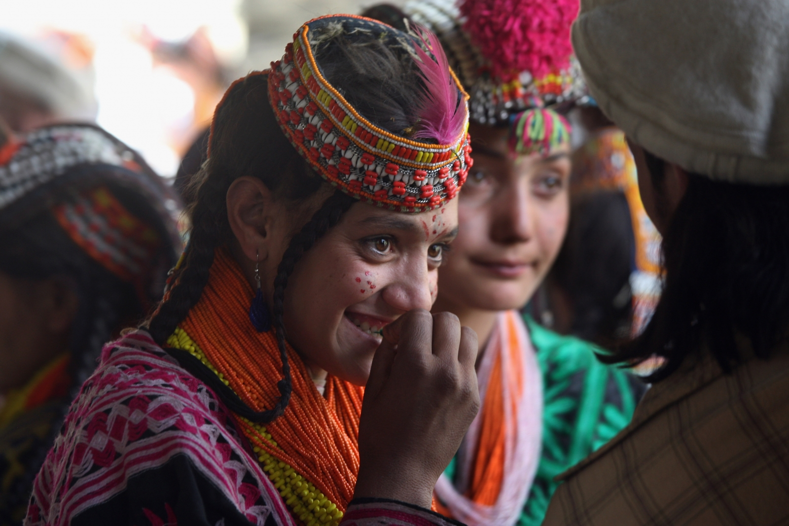 Kalash people Pakistan