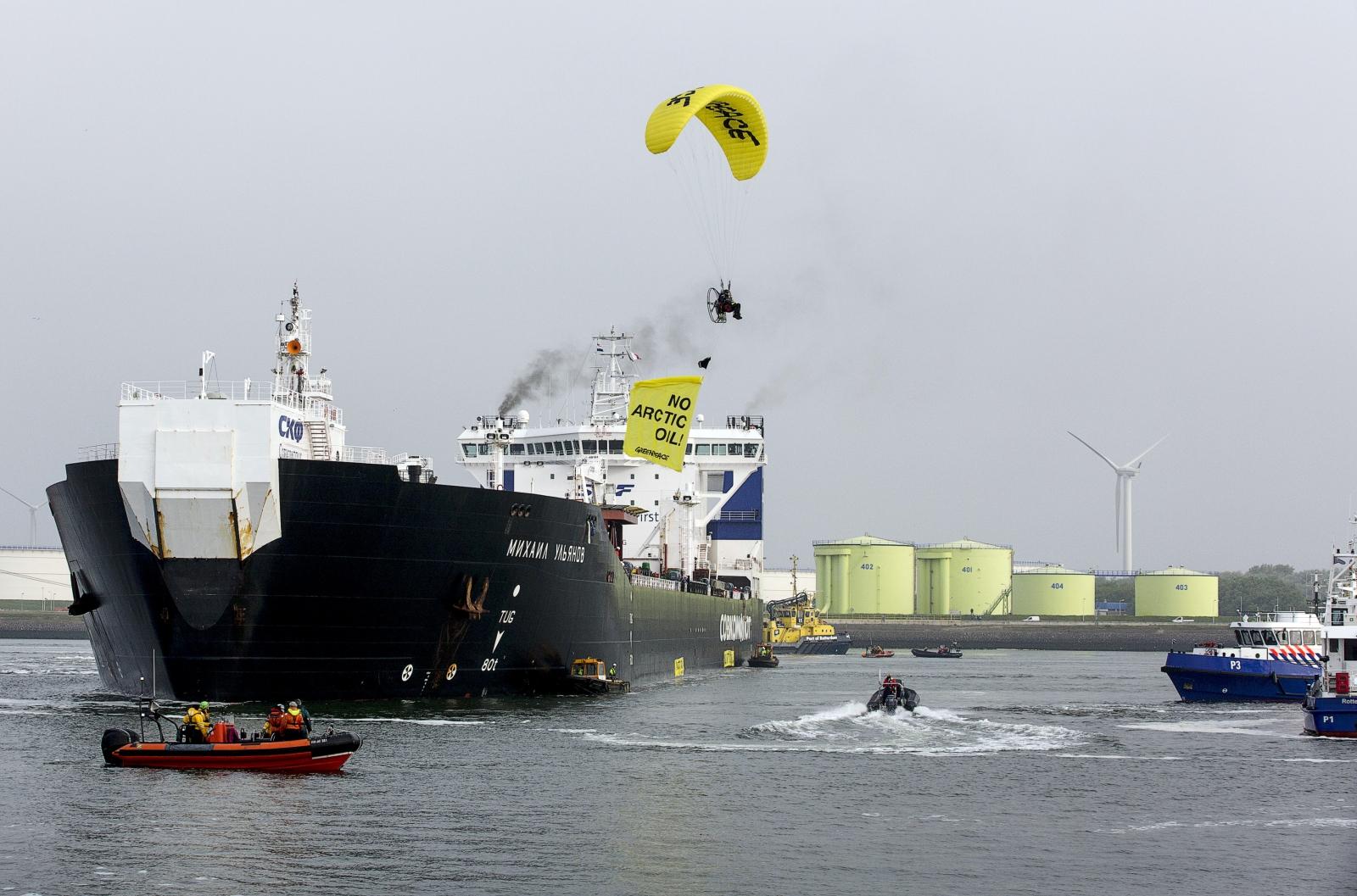 Arctic coal company coupons