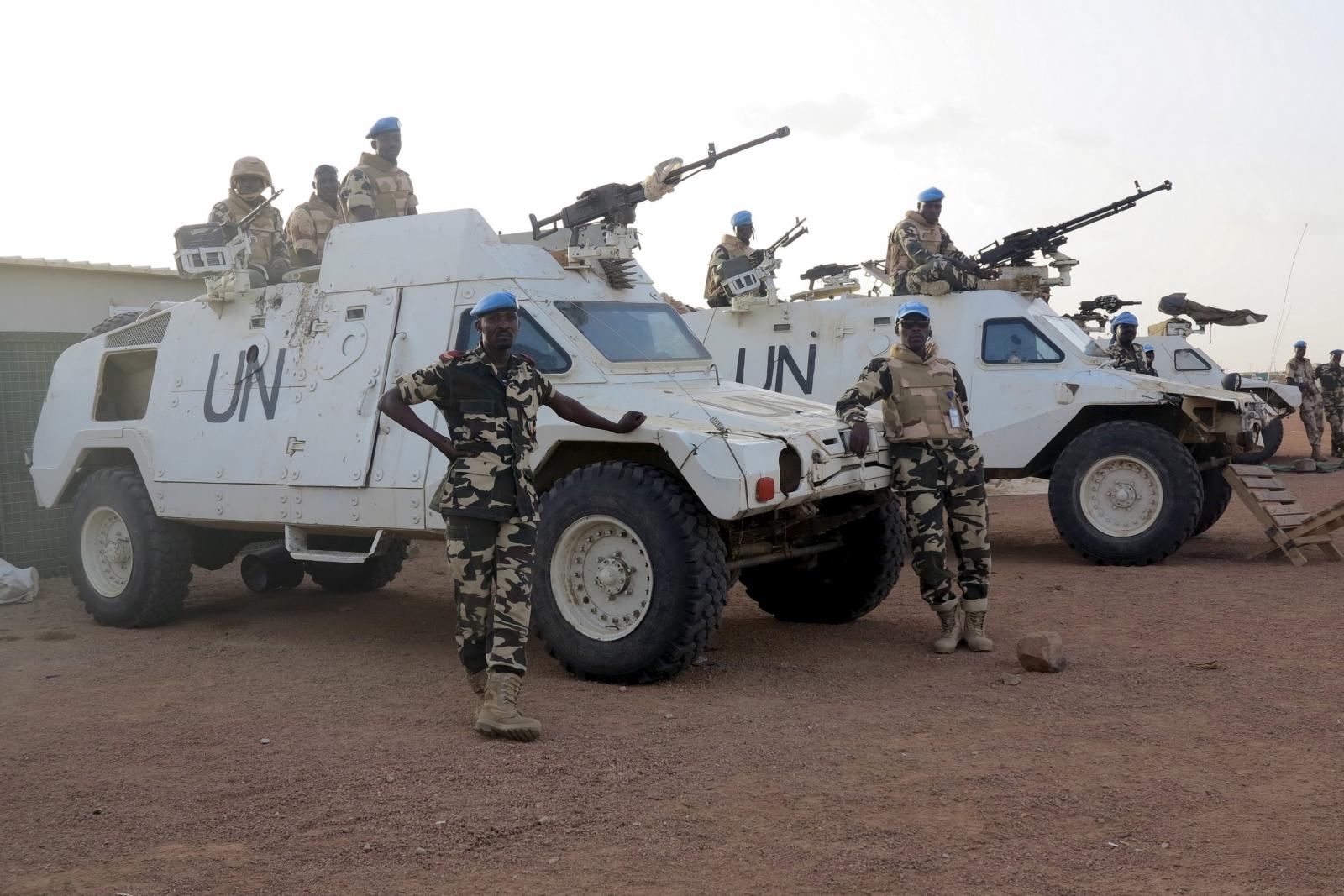 Mali Sevare hotel siege