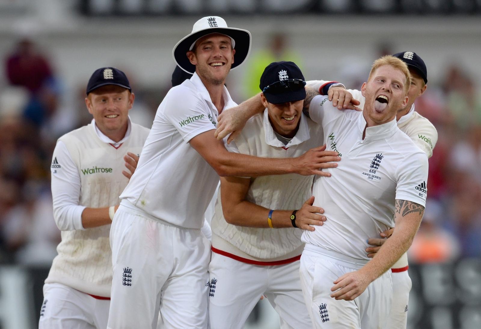England regain the Ashes