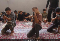 ISis child soldiers