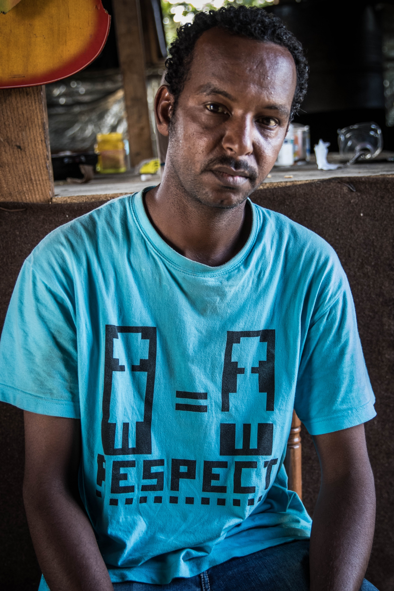 Mikie, 26 (Sudan)