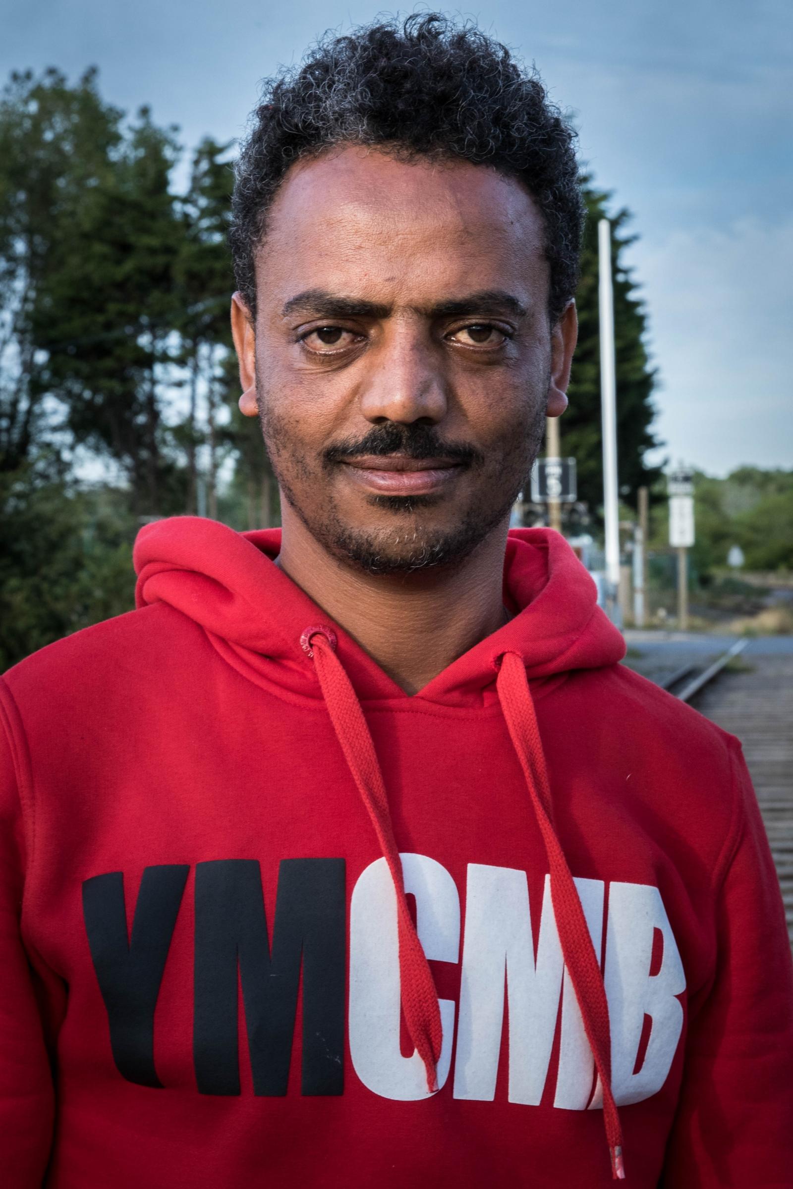 Ifraim, 27 (Eritrea)