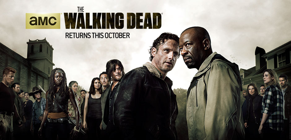 The Walking Dead season 6 preview; where to watch premiere ...