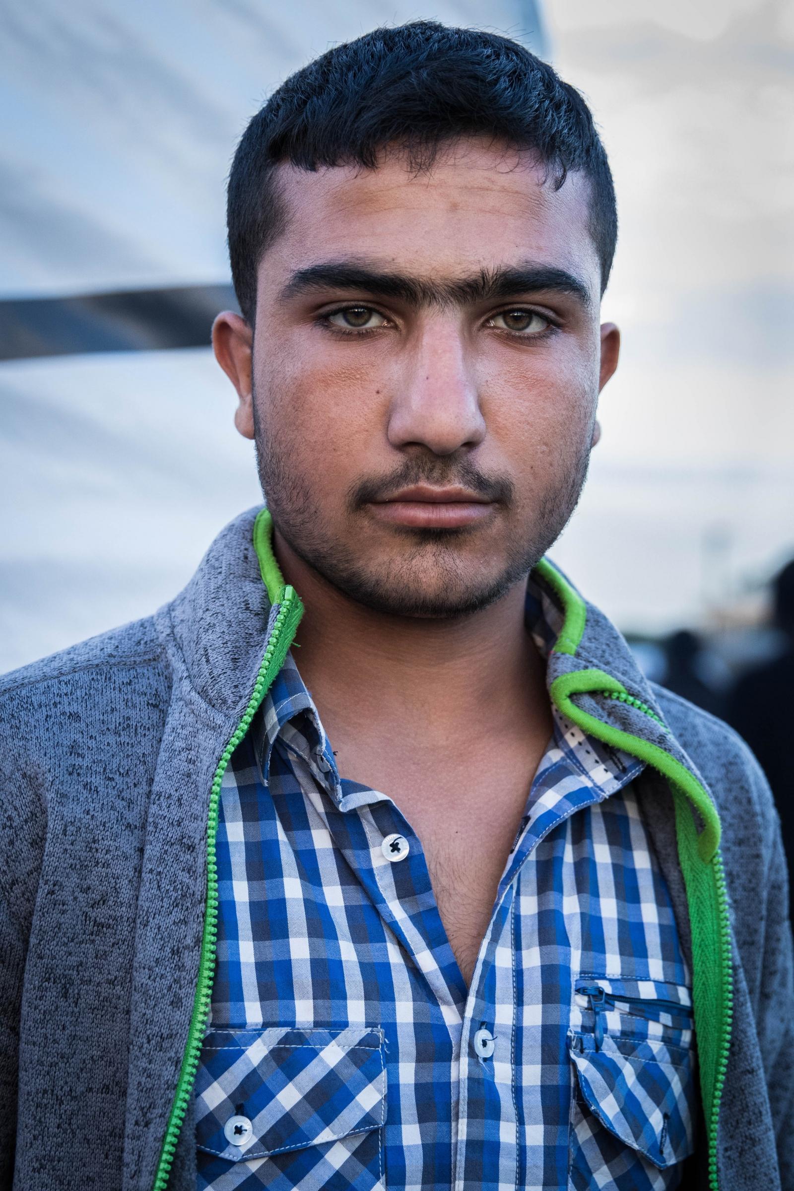 Amar, 17 (Afghanistan)