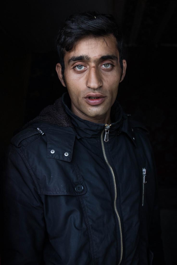 Saeed, 27 (Afghanistan)