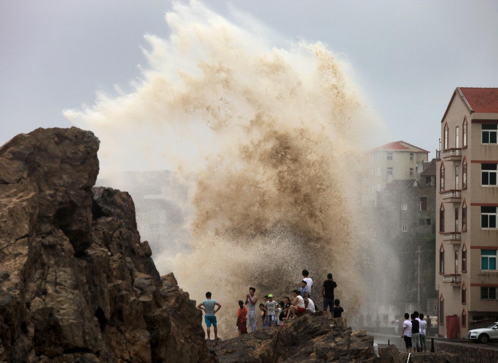 Typhoon Soudelor