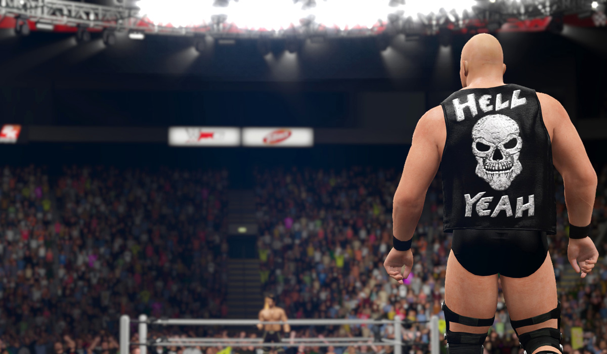 WWE 2K16 Stone Cold