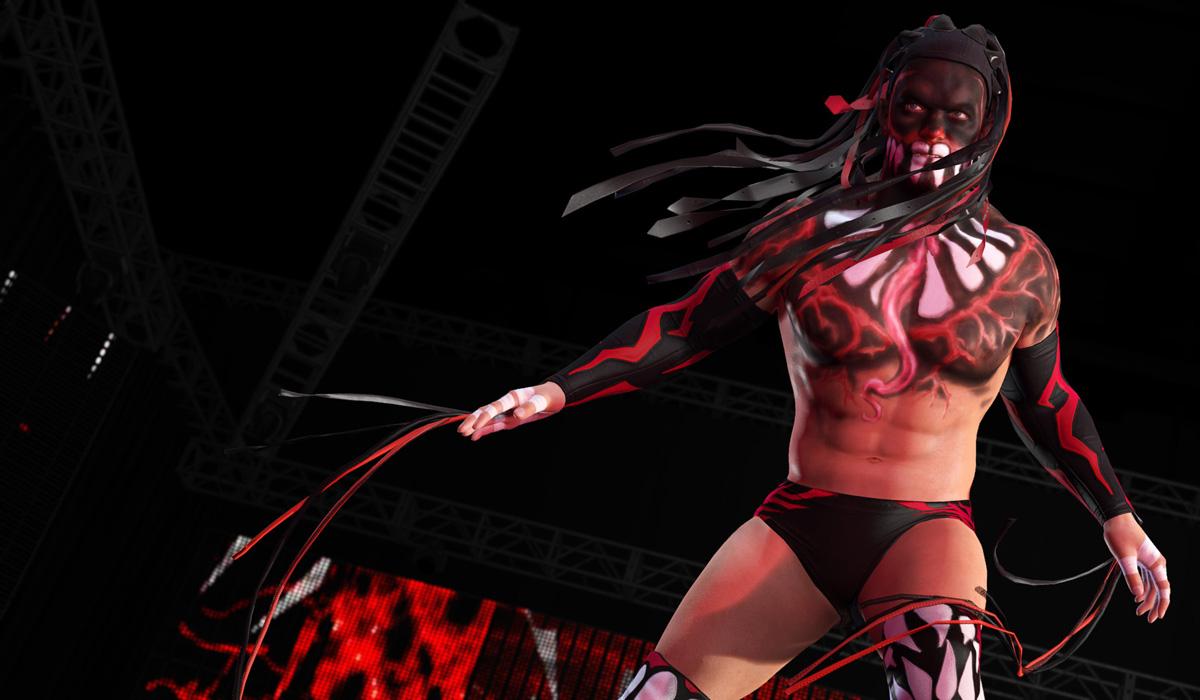 WWE 2K16 Finn Balor
