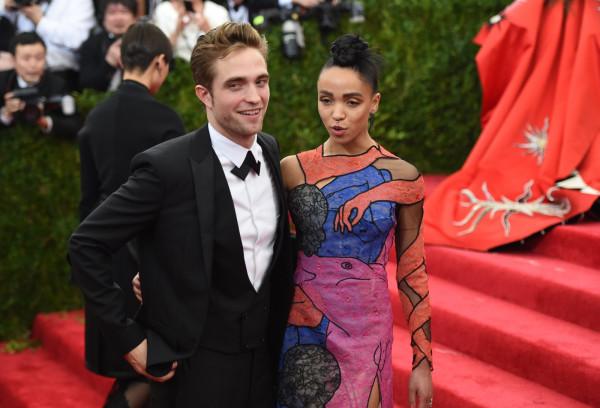 Robert Pattinson FKA twigs