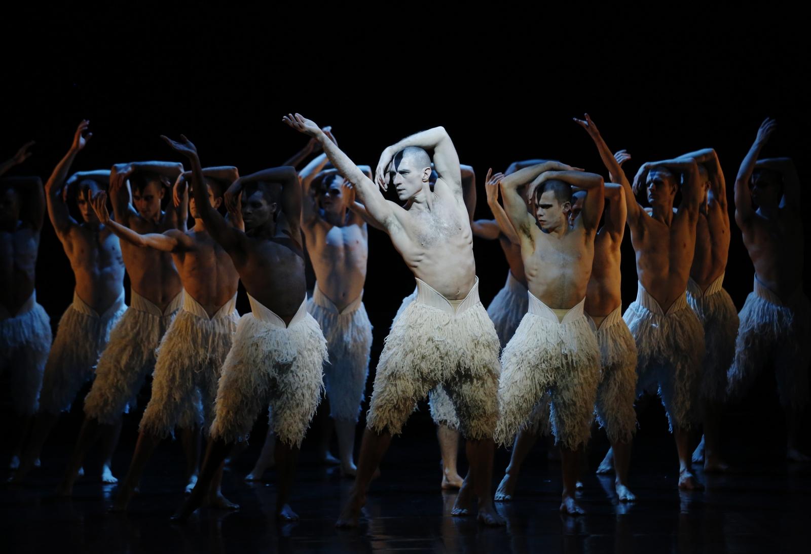 Dancer Jonathan Ollivier