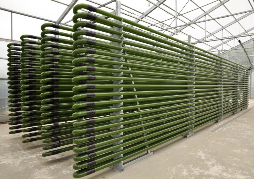 soylent algae bioreactor space travel