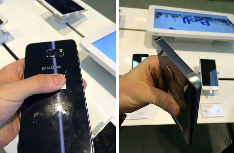 Samsung Galaxy Note 5 leak