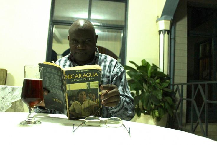 Frédéric Bamvuginyumvira Burundi