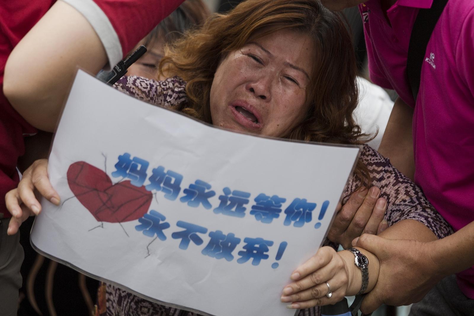 Malaysia Airlines MH370 Maldives debris
