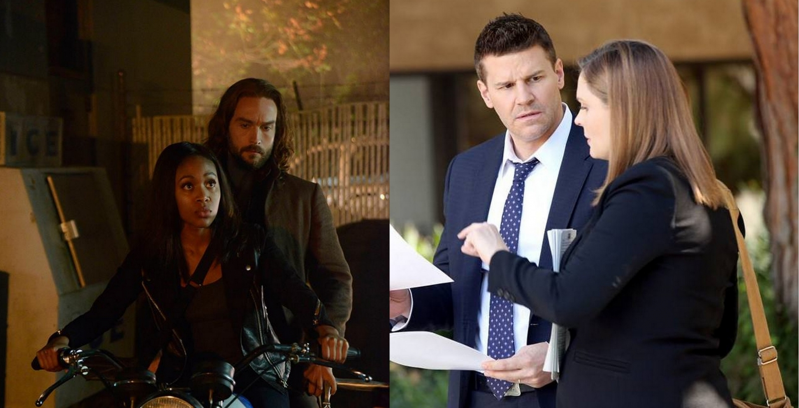 Sleepy Hollow and Bones crossover