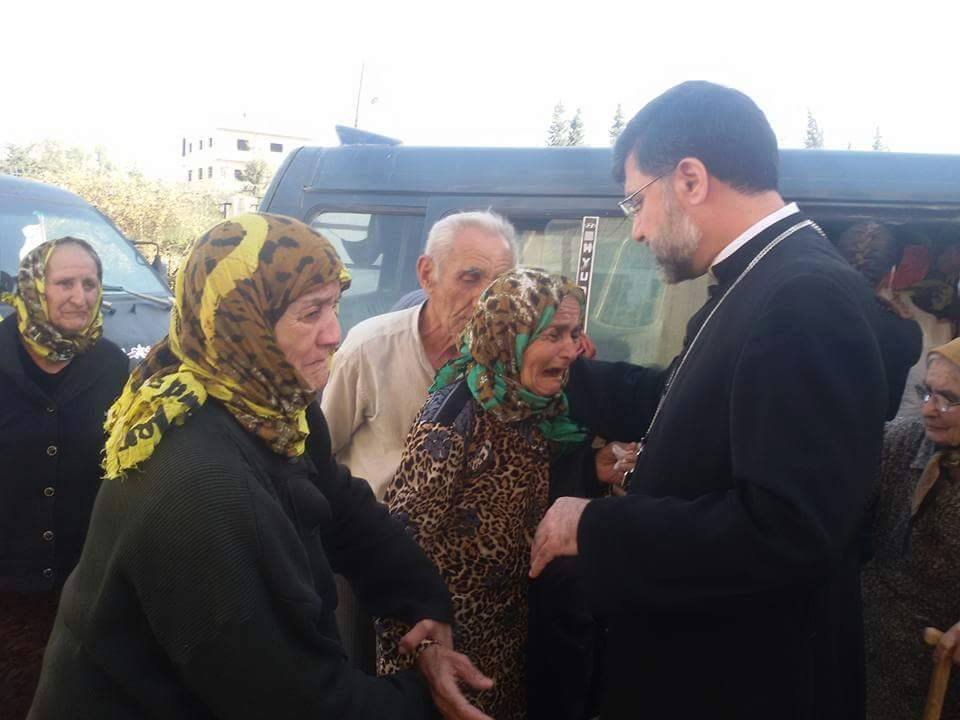 Assyrian hostages freed Isis Syria