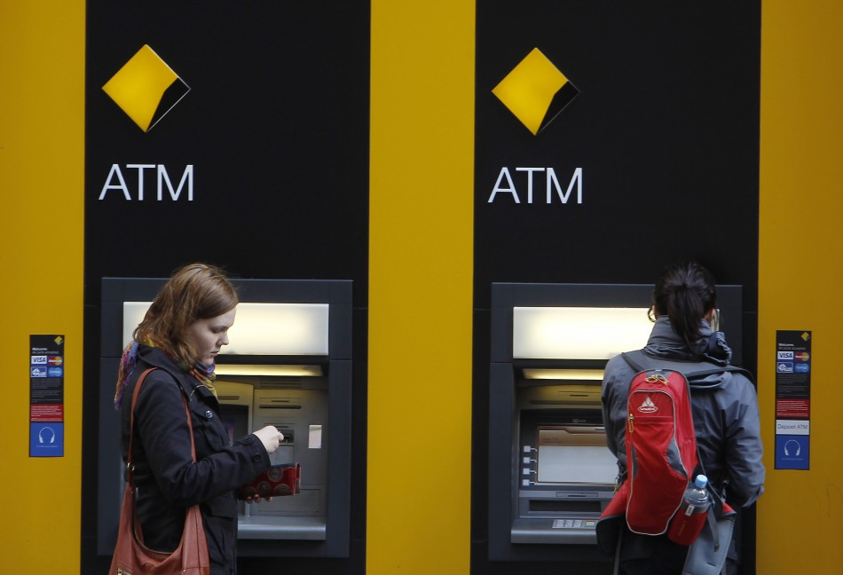 Commonwealth Bank ATM