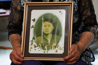 comfort women Japan apology