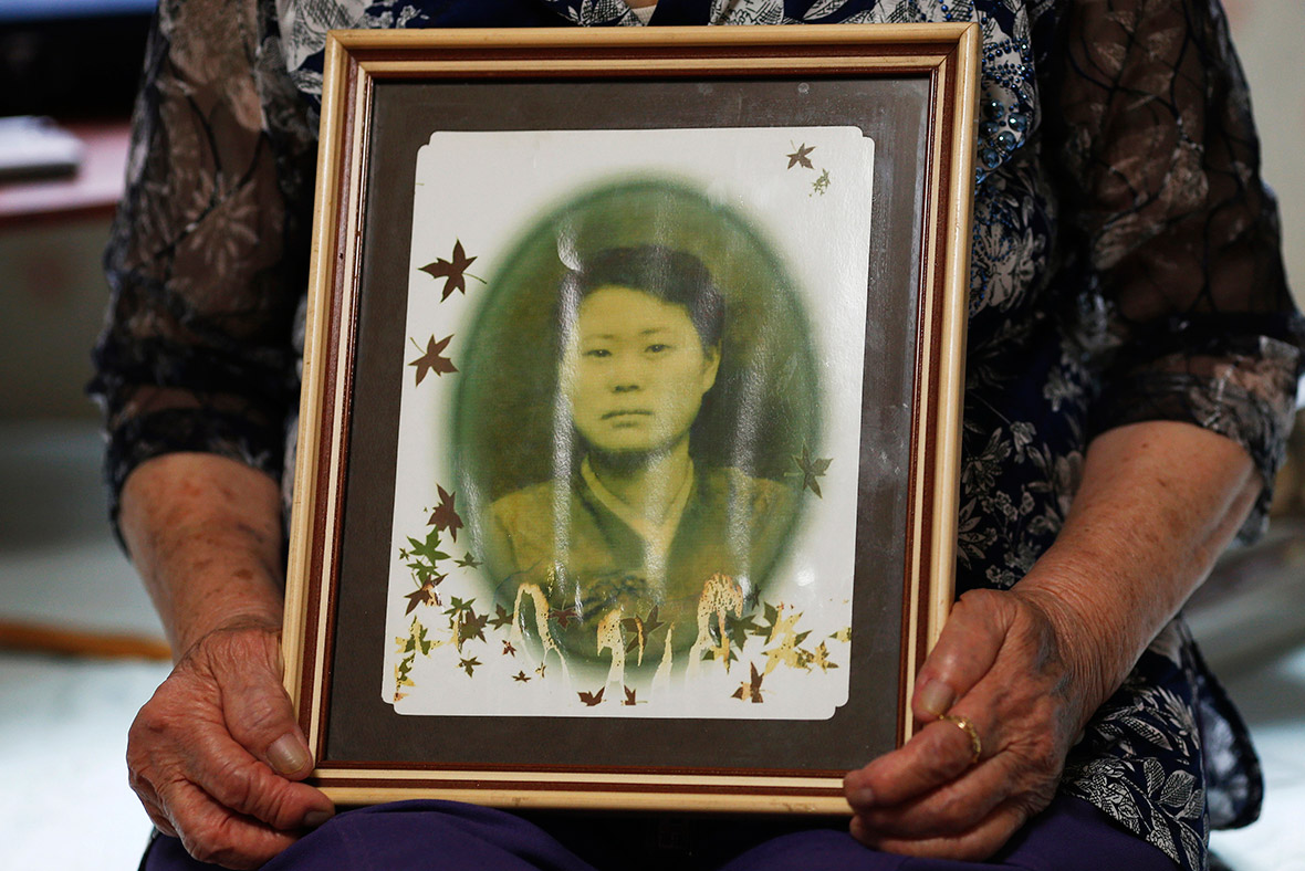 comfort women Japan apology