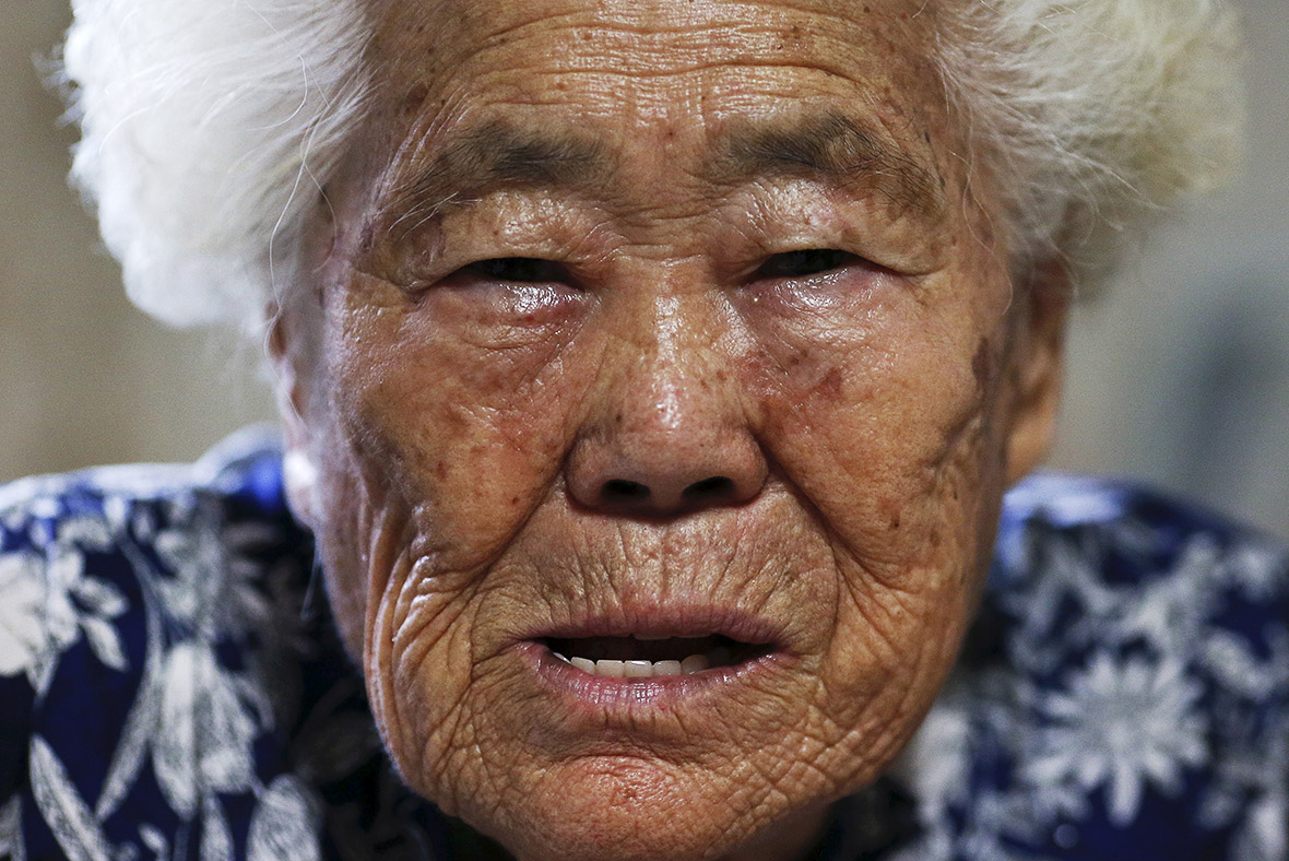 Japan South Korea comfort women