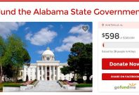 crowdfunding alabama state republican sanford