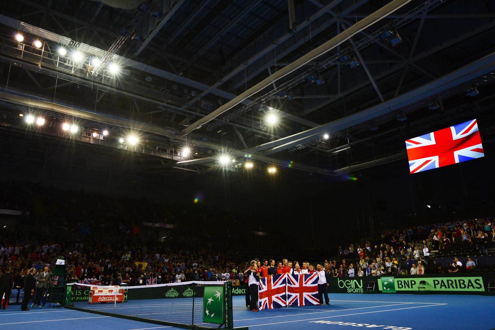 Great Britain Davis Cup