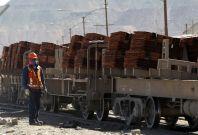 Copper mine Calama, Chile