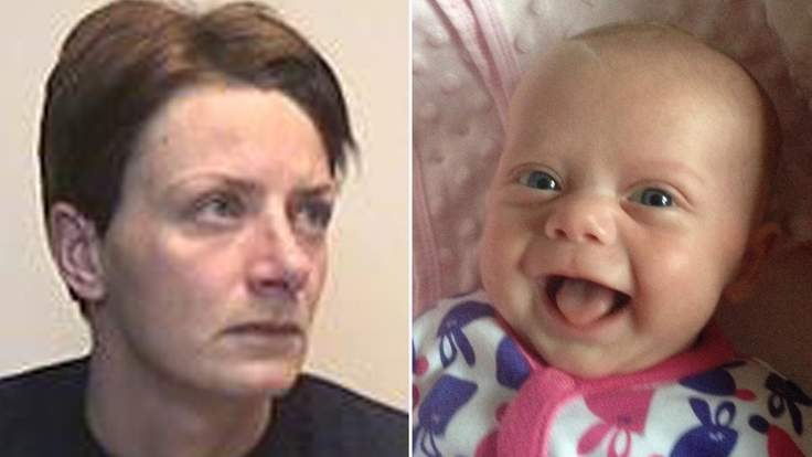 Mother jailed for killing baby