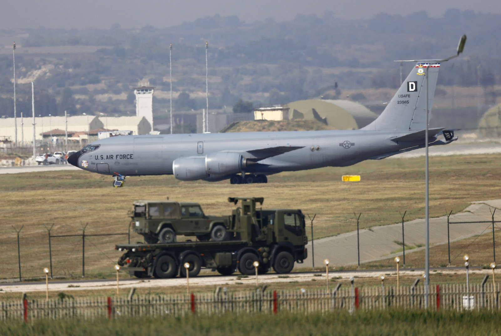 US Air Force Boeing KC-135R